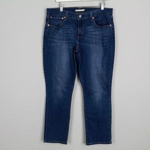 Levis 414 Jeans Relaxed Straight Fit Leg 32 Waist